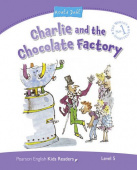 Penguin English Active Reading Level 5: Charlie and the Chocolate Factory