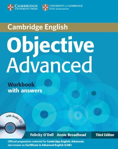 Objective Advanced (Third Edition) Workbook with Answers with Audio CD