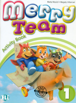 Merry Team 1 Activity Book + Audio CD