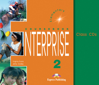 Enterprise 2 Class Audio CDs