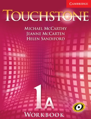 Touchstone Level 1 Workbook A