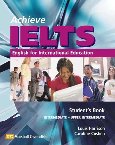 Achieve IELTS Level 1 band 4.5 - 6 Student's Book  Intermediate to Upper Intermediate