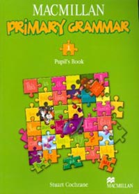 Macmillan Primary Grammar 1 Student's Book with Audio CD