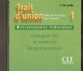 Trait d'union 1 - Audio CD (individuel)