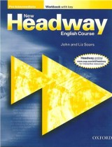 New Headway Pre-Intermediate Workbook (with Key)