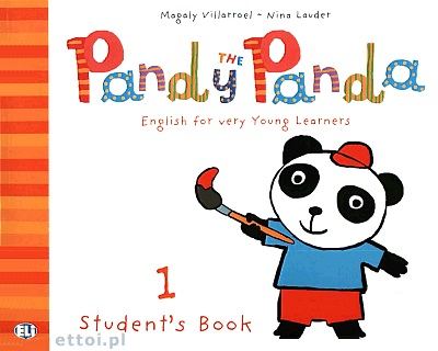Pandy the Panda 1 Student's Book + Song Audio CD