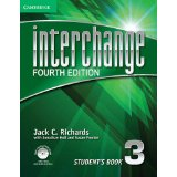 Interchange Fourth Edition 3 Student's Book with Self-study DVD-ROM and Online Workbook Pack