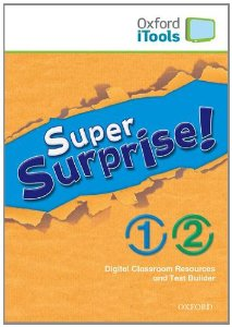 Super Surprise! 1 & 2 iTools