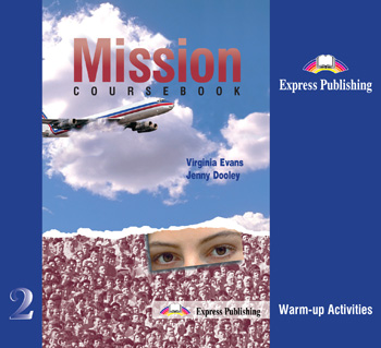 Mission 2 Student's Audio CDs (set of 3)