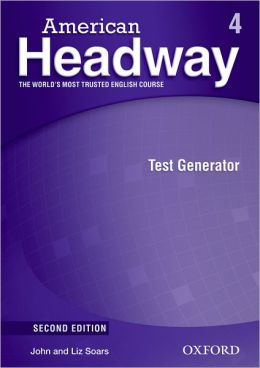 American Headway Second Edition 4 Test Generator CD-ROM