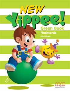 New Yippee! Green Flashcards (A4 size)