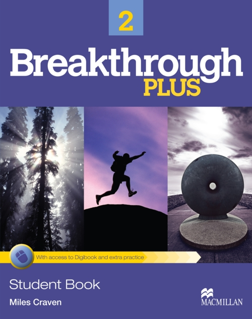 Breakthrough Plus Level 2 Student's Book Pack