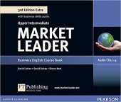 Market Leader 3rd Edition Extra Upper-Intermediate Class CDs (4)