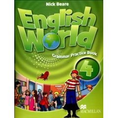 English World 4 Grammar Practice Book