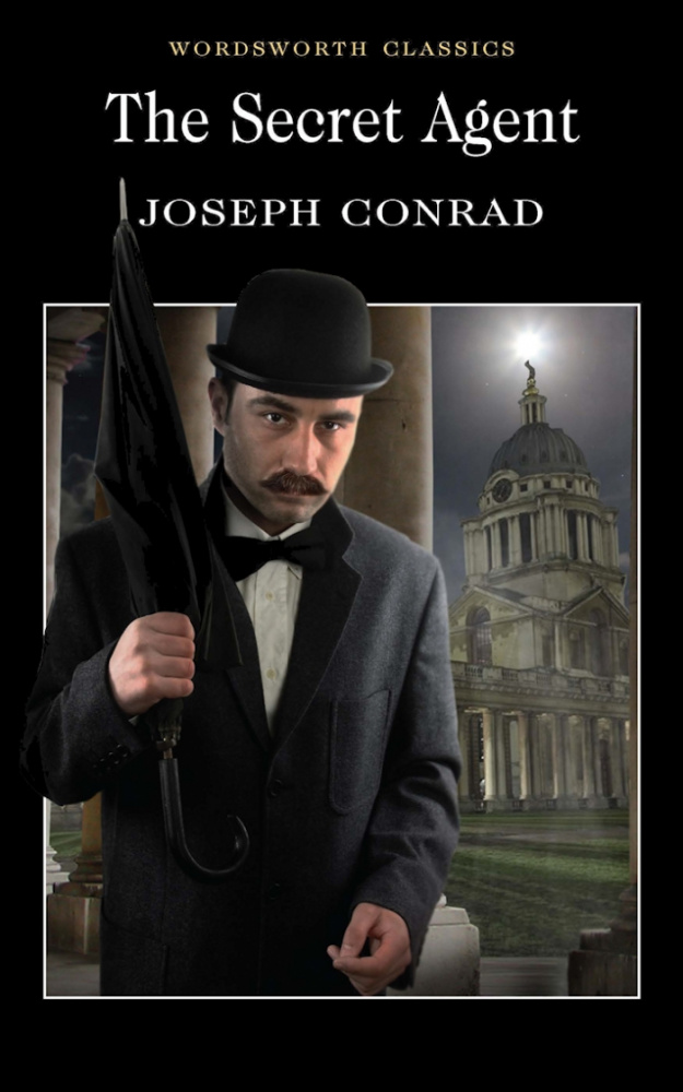 Conrad J. The Secret Agent