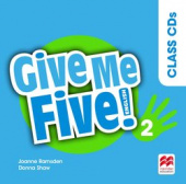 Give Me Five! 2 Audio CDs
