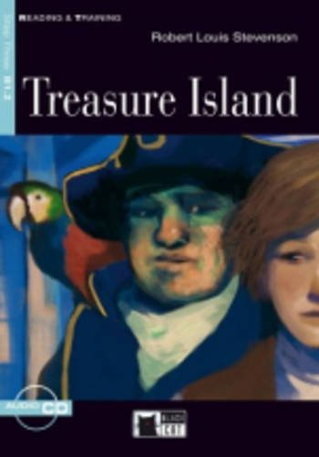 Reading & Training Step 3: Treasure Island + CD