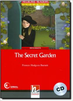 Red Series Classics Level 2: The Secret Garden + CD
