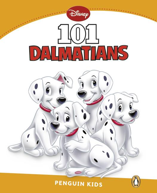 Penguin Kids Disney 3 101 Dalmatians