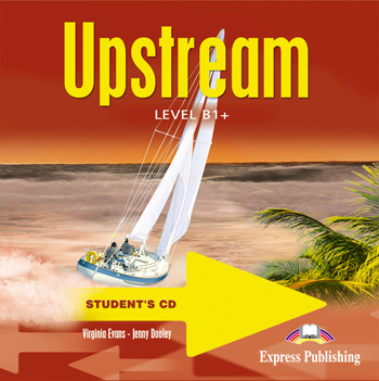 Upstream Intermediate B1+ Student's Audio CD