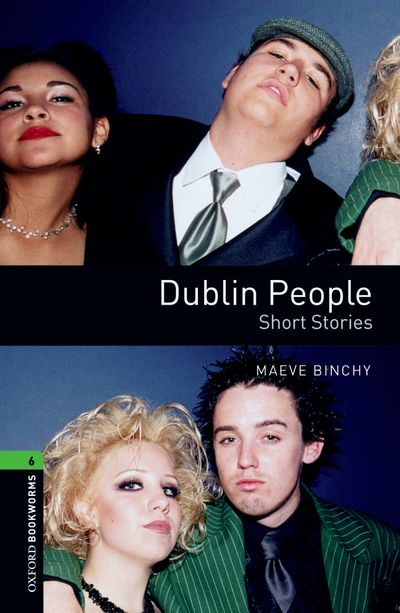OBL 6: Dublin People - Short Stories