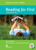 Improve your Skills: Reading for First Student's Book with key & MPO Pack