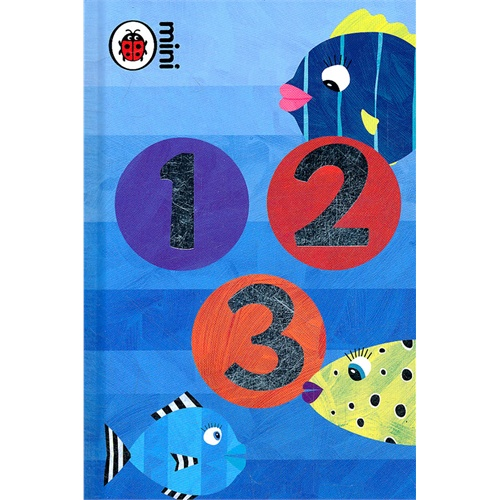 Early Learning: 123 (Ladybird Minis)