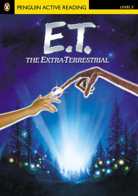 E.T. : The Extra -Terrestrial (with Audio CD)