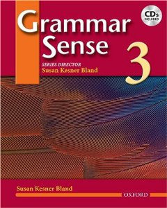 Grammar Sense 3 Student Book and Audio CD Pack