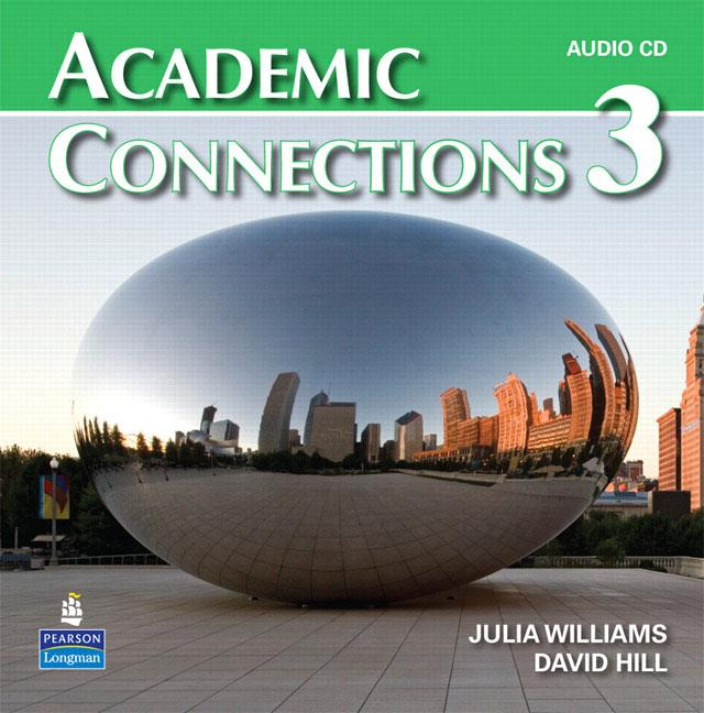 Academic Connections 3 Audio CDs