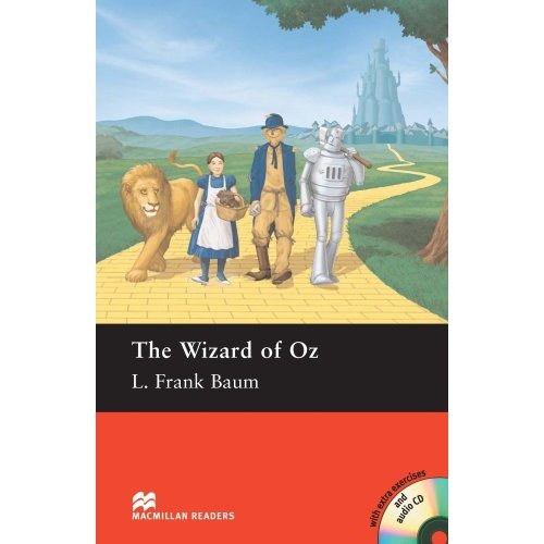The Wizard of Oz (with Audio CD)