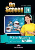 On Screen C1 Public Speaking Skills Student's Book