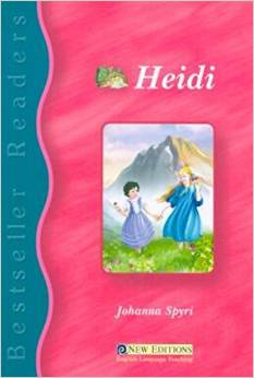 Bestseller Readers Level 1: Heidi with CD