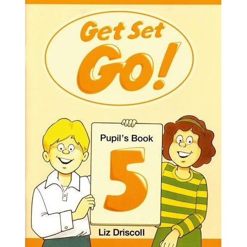 Get Set Go! 5 Pupil's Book
