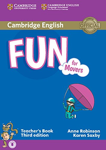 Fun for Movers 3rd Edition Teacher's Book