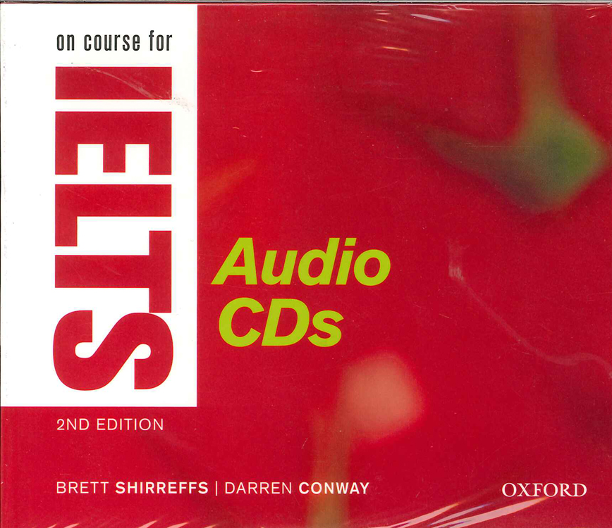 On Course for IELTS Second Edition Audio CDs