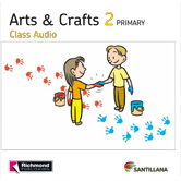 Arts And Crafts 2 Class CD