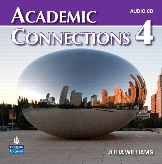 Academic Connections 4 Audio CDs