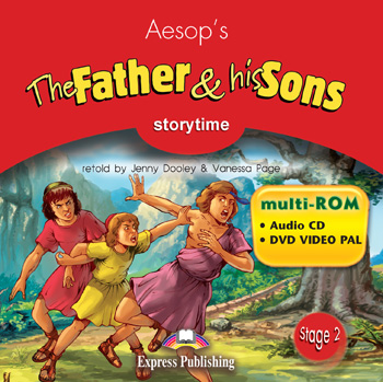 Stage 2 - The Father & his Sons multi-ROM (Audio CD / DVD Video PAL)