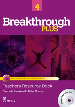 Breakthrough Plus Level 4 Teacher's Book Pack