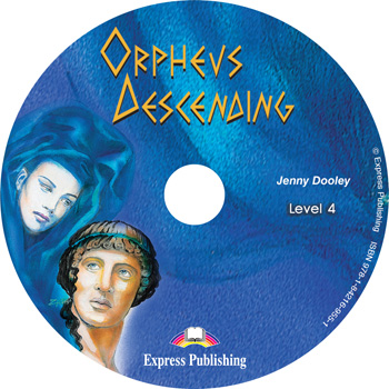 Graded Readers Level 4 Orpheus Descending Audio CD