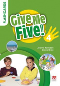 Give Me Five! 4 Flashcards