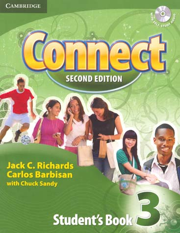 Connect Second Edition: 3 Student's Book with Self-study Audio CD