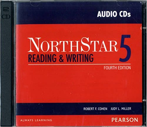 NorthStar Reading and Writing 4ed 5 Classroom AudioCDs
