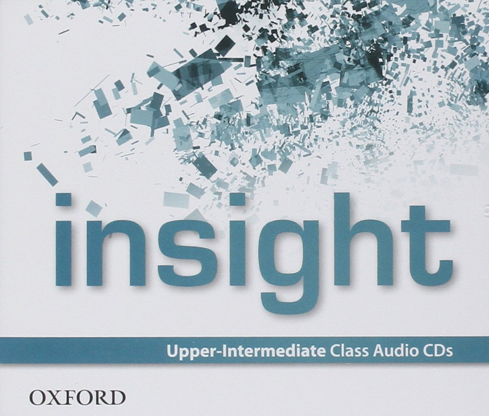 Insight Upper-Intermediate Class CD (2)