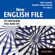 New English File Pre-intermediate Class Audio CDs (3)