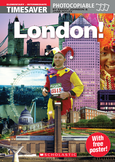 English Timesavers: London! (with poster)