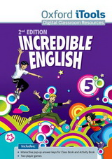 Incredible English (Second Edition) Level 5 iTools DVD-ROM