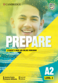 Prepare 2nd Edition 3 Student's Book with Online Workbook