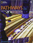 Pathways Second Edition Listening, Speaking 1 Student's Book + Online WB (sticker)